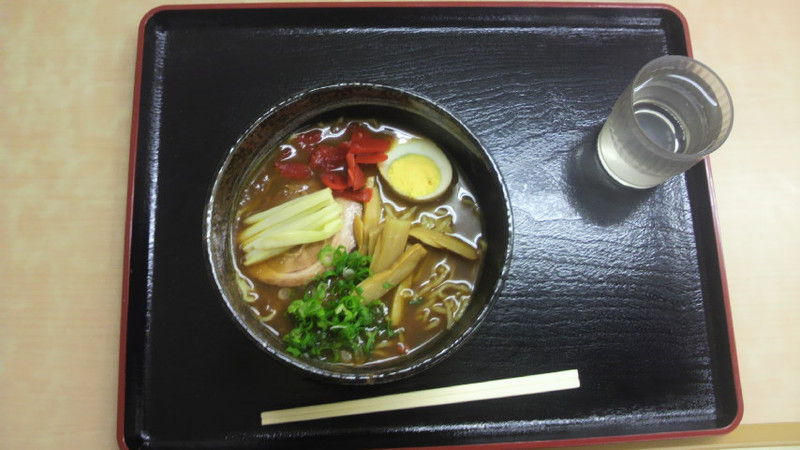 倉敷カレーラーメン