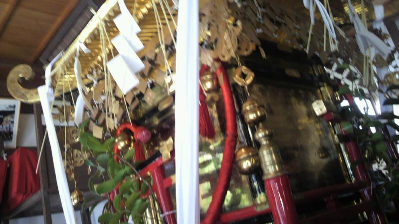 奥谷神社秋の大祭