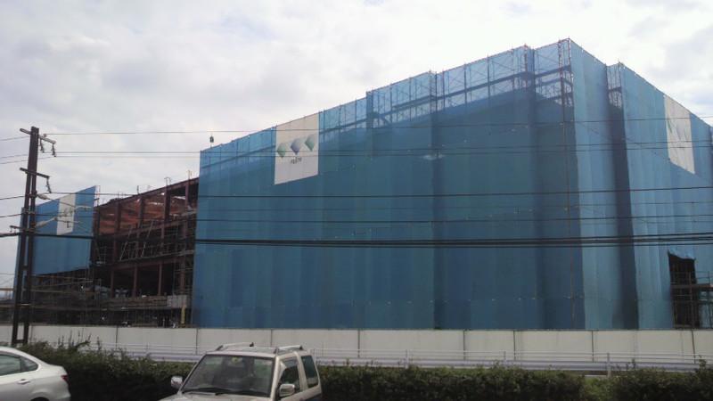 綾川町生涯学習センター&<br />  滝宮総合病院